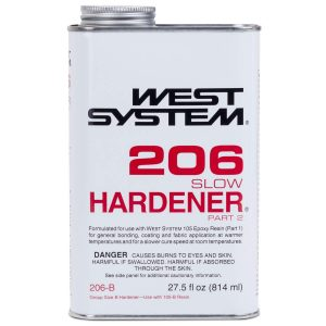 WEST SYSTEM 206 SLOW HARDENER .94 GAL