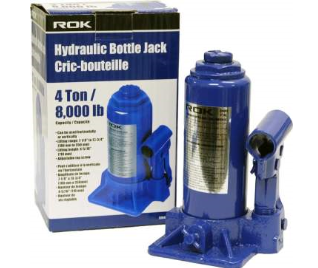 ROK 4 TON BOTTLE JACK