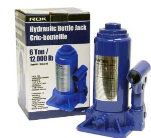 ROK 6 TON BOTTLE JACK