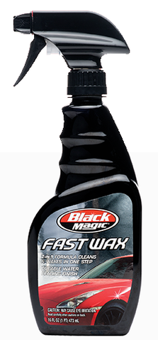Black Magic 2-in-1 Fast Wax