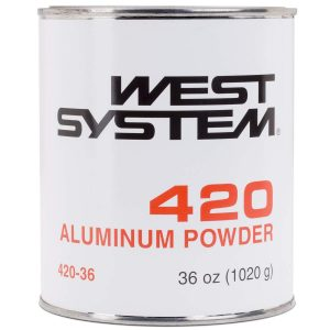 WEST SYSTEM ALUMINUM POWDER 36OZ