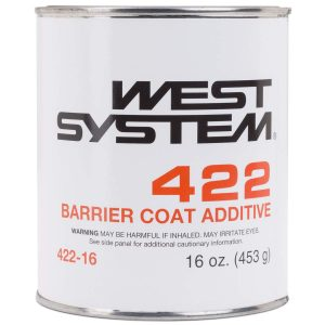 WEST SYSTEM BARRIER COAT ADDITIVE 16 OZ