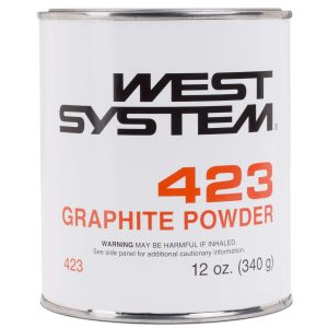 WEST SYSTEM GRAPHITE POWDER 12 OZ