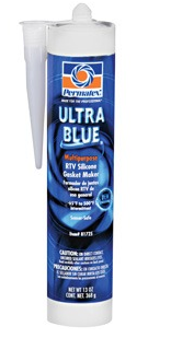 Permatex Ultra Blue Multipurpose RTV Silicone Gasket Maker
