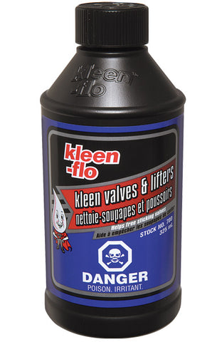 Kleen-Flo Kleen Valves and Lifters 325ml