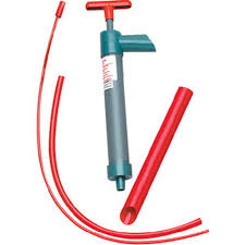OIL/WATER/DIESEL HAND PUMP