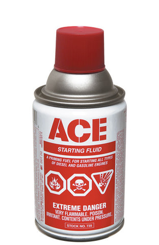 Kleen-Flo ACE Starting Fluid 211g