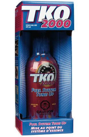 Kleen-Flo TKO™ 2000 Fuel System Tune Up 475ml
