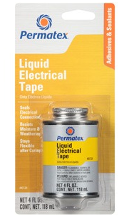 Permatex Liquid Electrical Tape