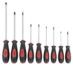 ITC SCREWDRIVER SET - ERGONOMIC - 9 PC