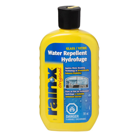 RainX Glass water repellent 207ml