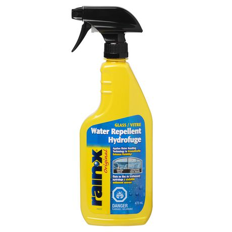 RainX  water repellent glass treatment 473ml