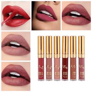 Matte Liquid Lipstick Set