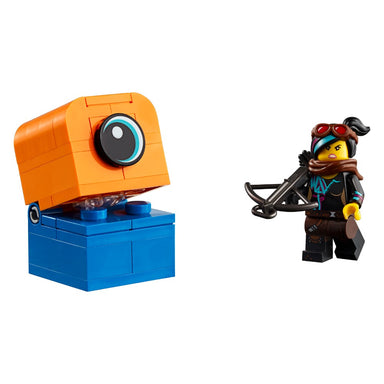 BOLSA THE LEGO MOVIE2 ESTILO LIBRE