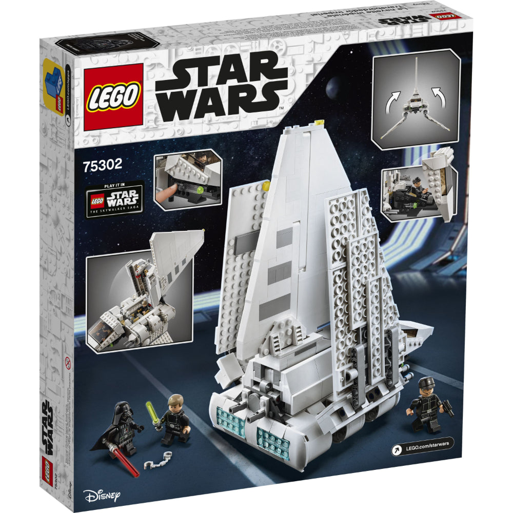 LEGO® Star Wars™ Imperial Shuttle™  (75302)_003