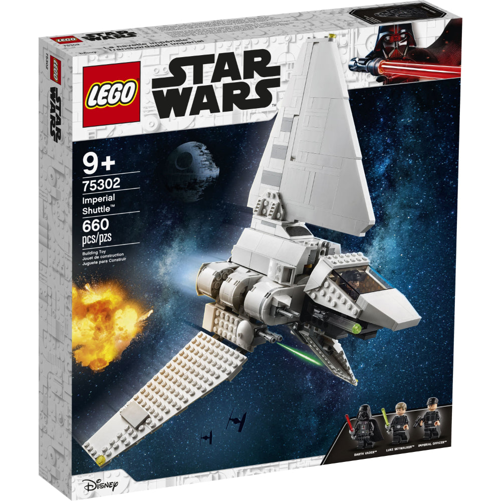 LEGO® Star Wars™ Imperial Shuttle™  (75302)_001