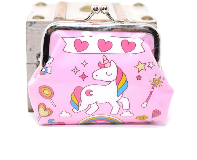 Sassy the Unicorn Pouch