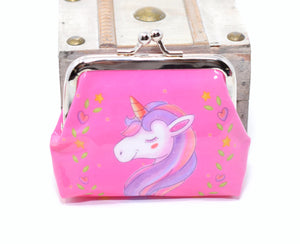 Pinky the Unicorn Pouch