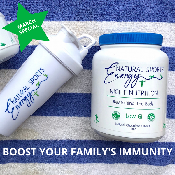 Boost Your Family's Immunity