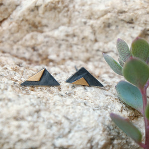 teeny tiny triangles oxidized