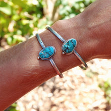 Load image into Gallery viewer, turquoise cuff