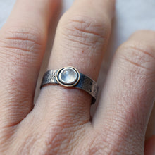 Load image into Gallery viewer, moonstone ring no.2