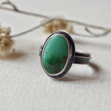 Load image into Gallery viewer, variscite ring - size 7.5