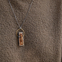 Load image into Gallery viewer, river jasper pendant