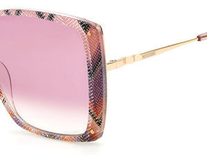 Missoni Fabric Sunglasses 0002 (Colour OBL)