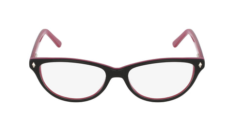 Covent Garden pink black acetate women's glasses