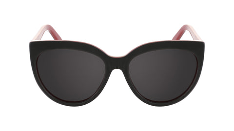 New York acetate women's cat's eye sunglasses