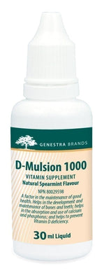 D-Mulsion 1000 (Spearmint)
