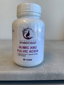 Humic and Fulvic Acids