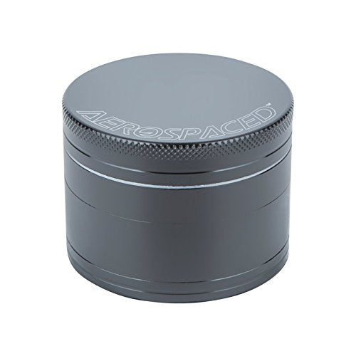 Aerospaced Grinder 40mm - Grinder para Weed