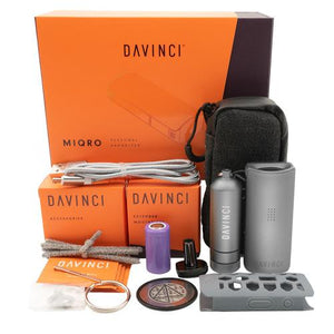 DaVinci Miqro Explorers Collection - Vaporizador Portátil