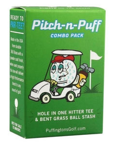 Puffington Golf - Pitch n Puff - Pipas y Bongs