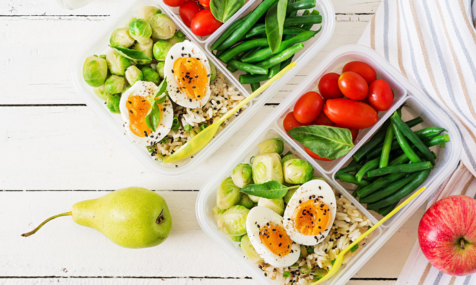 Meal Prep Made Easy: 6 Tips and Tricks to Make Life Easier