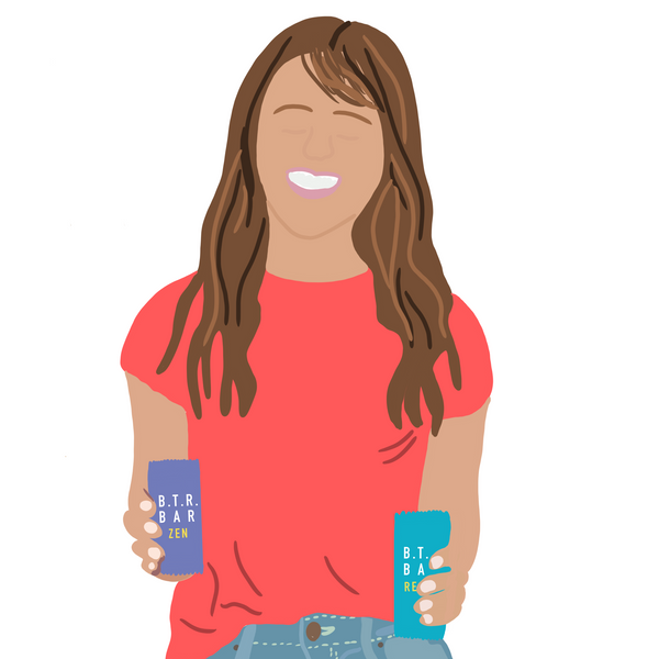 our story illustration of founder