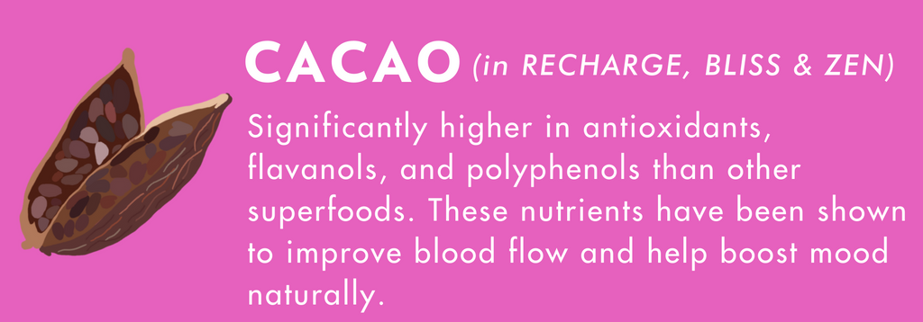the benefits of cacao