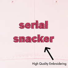 "Load image into Gallery viewer, ""Serial Snacker"" Hat"