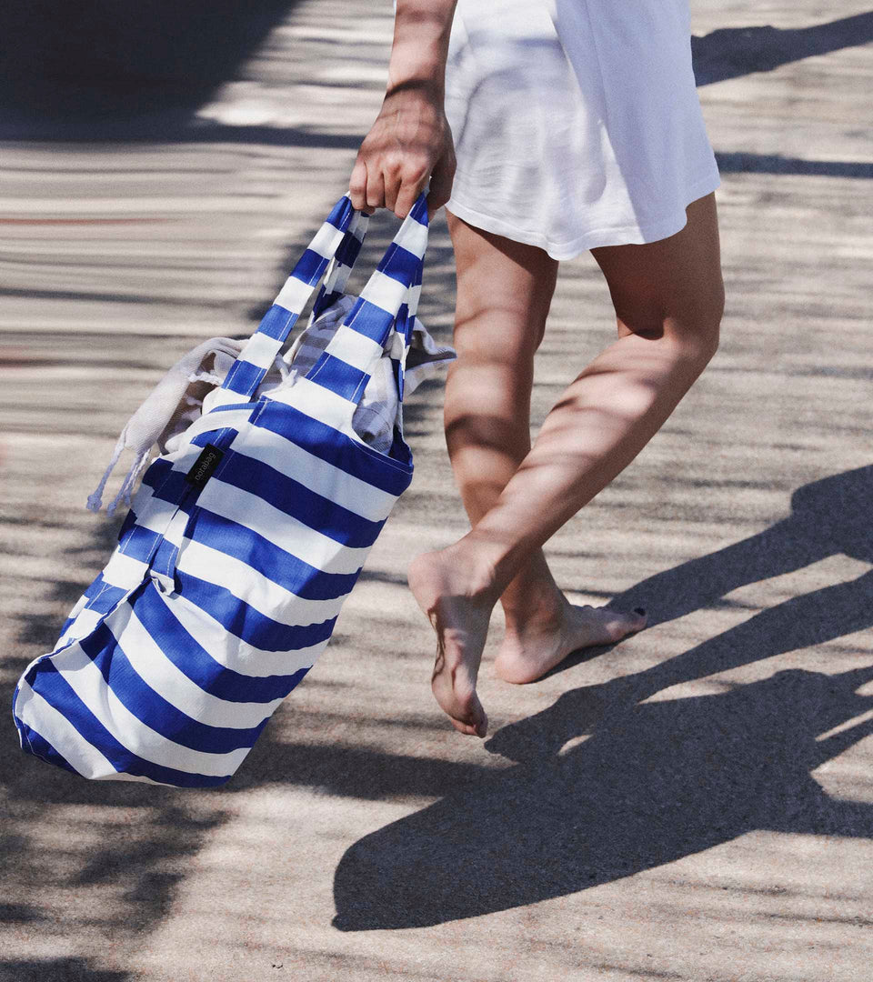 Notabag – Marine Stripes