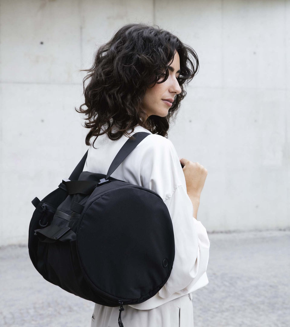 Notabag Duffel – Black