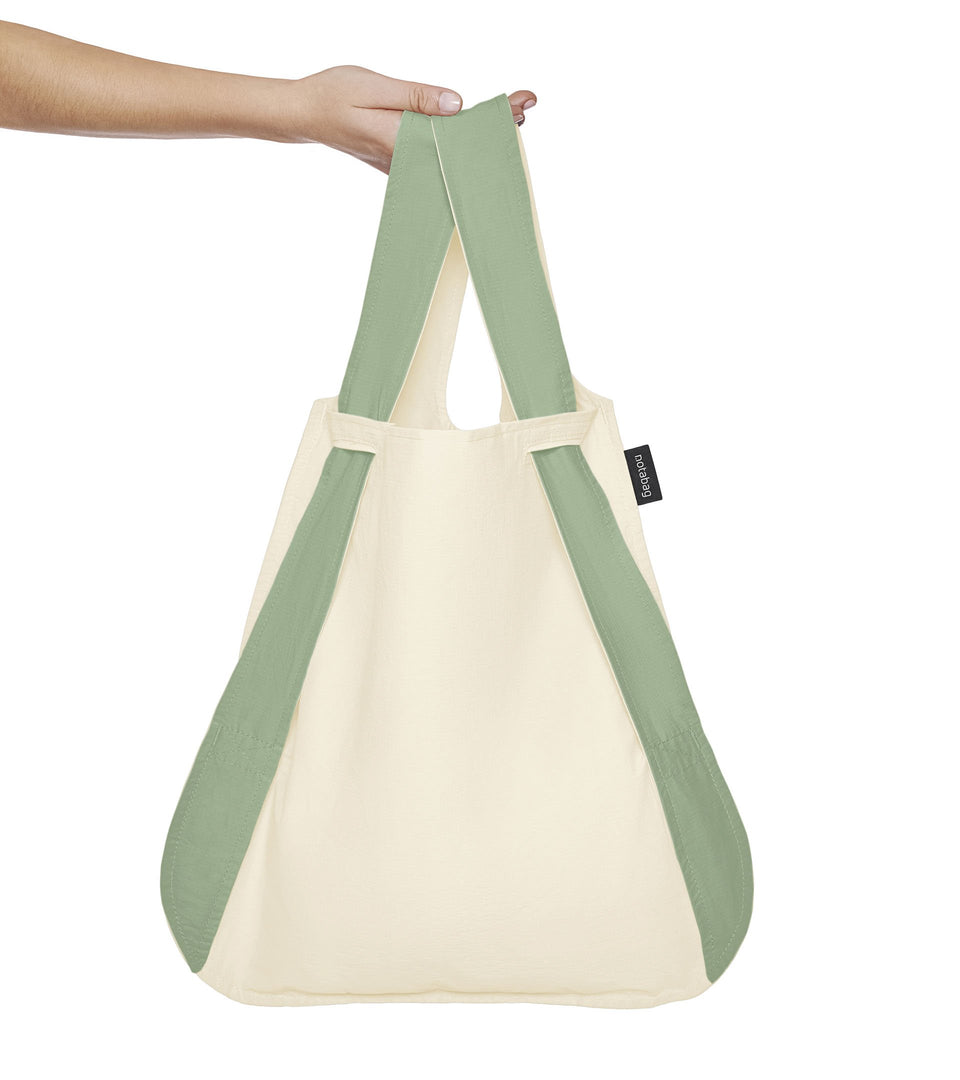 Notabag – Olive/Raw