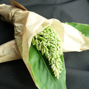 Galangal Flowers-Garnish-Gaiatree Sanctuary and Elevate-Aggie Global Fiji
