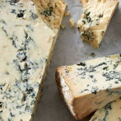 Stilton Blue Cheese wedge