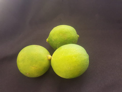 Limes-Fruit-Ian's Farm-Aggie Global Fiji