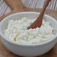 Ricotta (plain)-Dairy-Gourmet Cheese Fiji-250g-Aggie Global Fiji