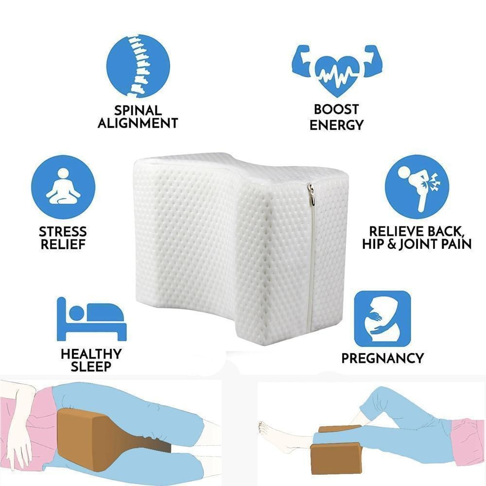 OrthoCare Memory Foam Pillow - Simply Hippo