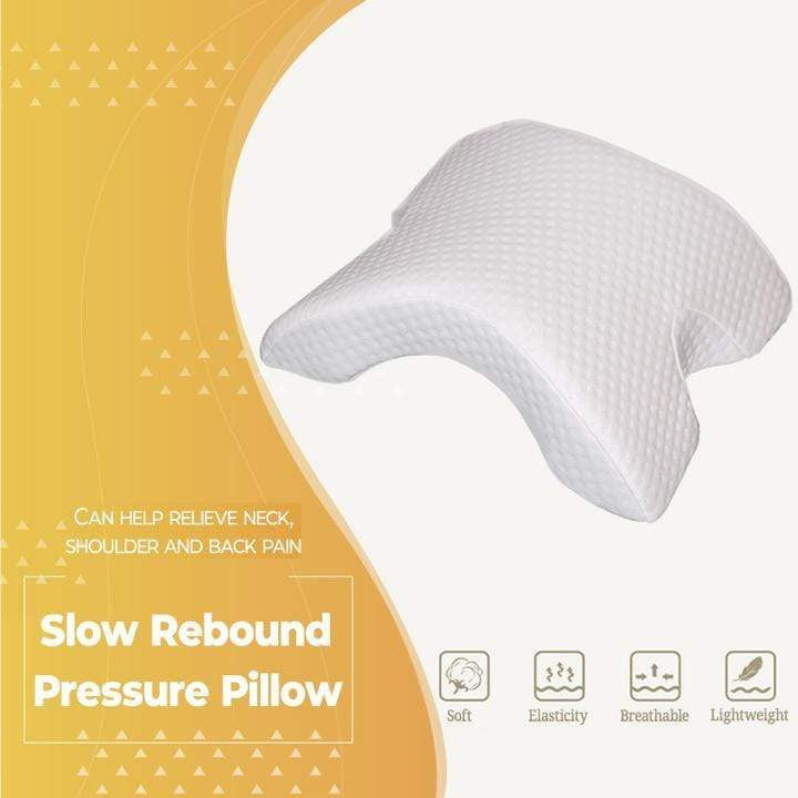 Slow Rebound Pressure Pillow - simply-hippo