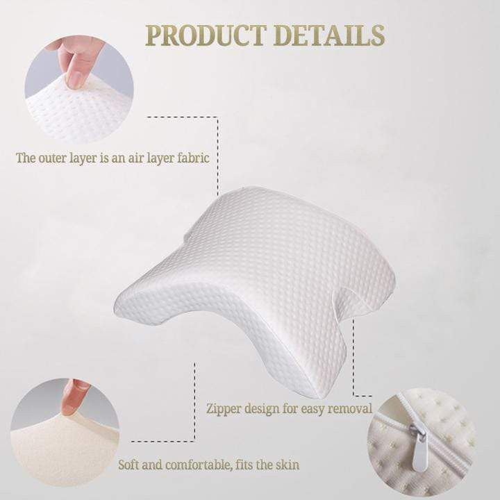 Slow Rebound Pressure Pillow - Simply Hippo